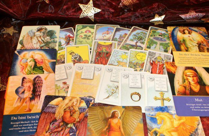 arts divinatoires