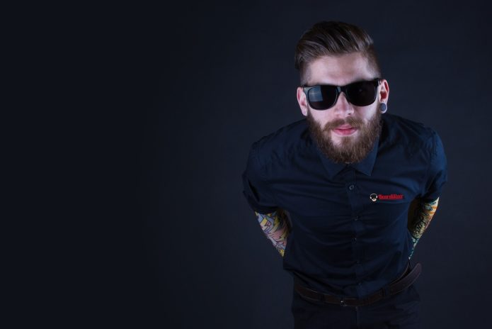 barbe tendance