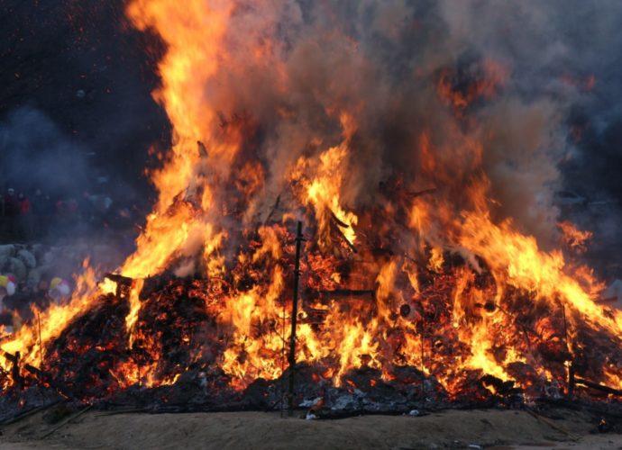 incendies dans les entreprises