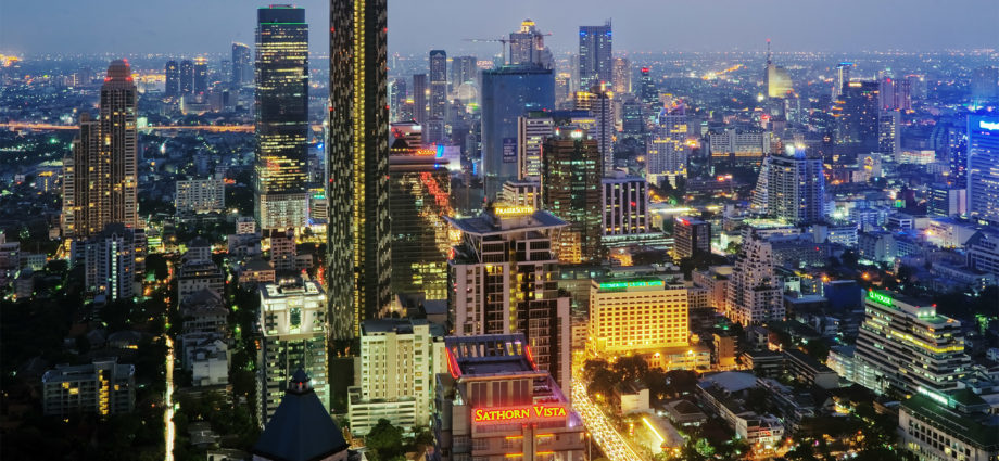 thailand immobilier