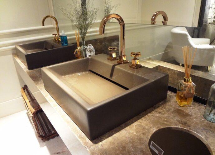 lavabo fuite d'eau